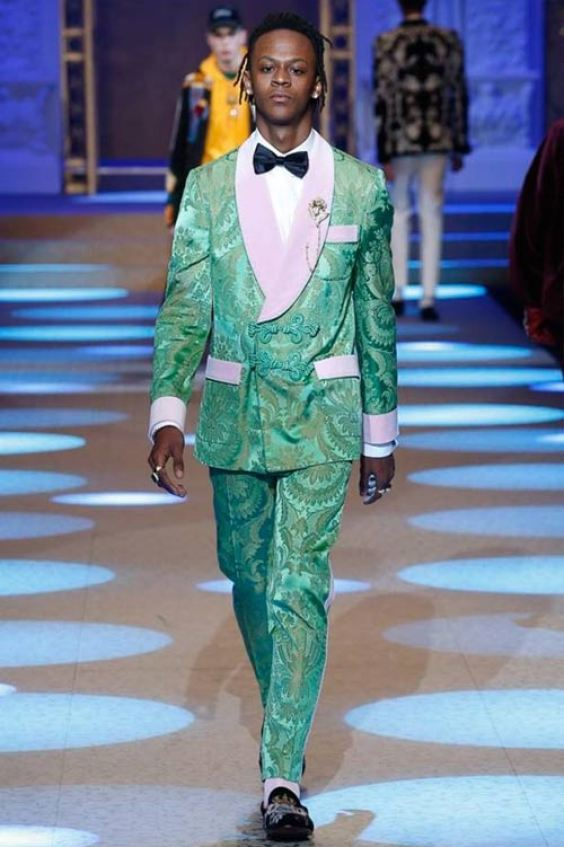 Tendinte culori moda barbati 2019