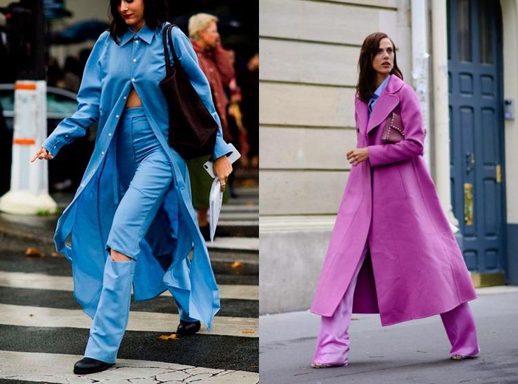 Tinute fete moda strazii 2019