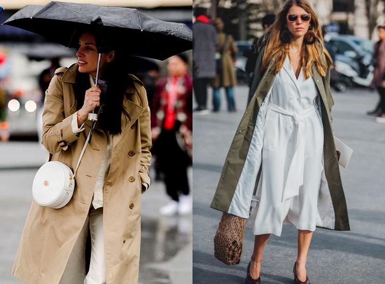 Trenci dama la moda 2019