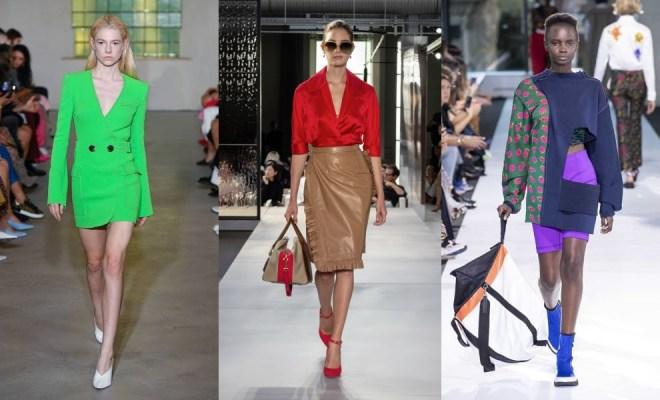 Saptamana modei de la Londra primavara-vara 2019
