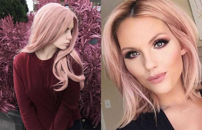 Culori par 2019 blond capsuna