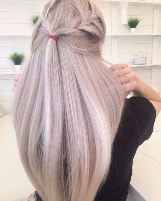 Culori de par 2019 blond