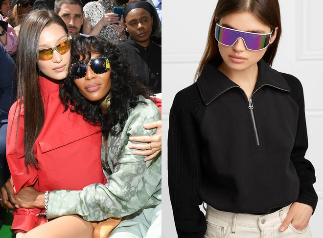 Modele ochelari de soare 2019 stil sport