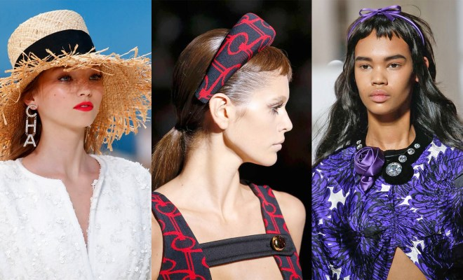 Accesorii la moda primavara-vara 2019