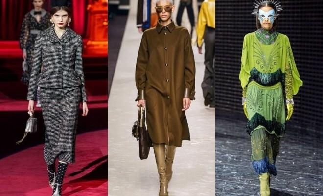 Saptamana modei de la Milano toamna-iarna 2019-2020