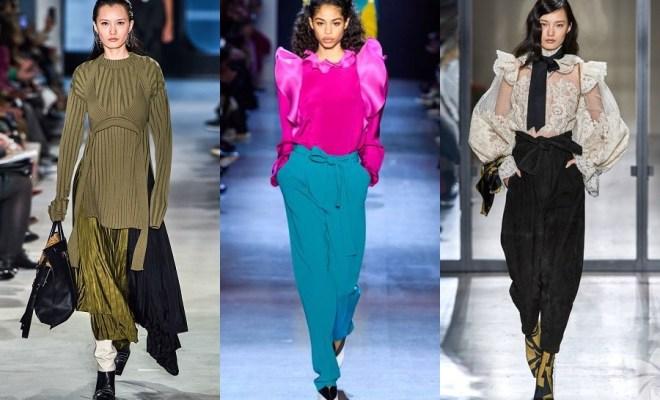 Saptamana modei de la New York toamna-iarna 2019-2020