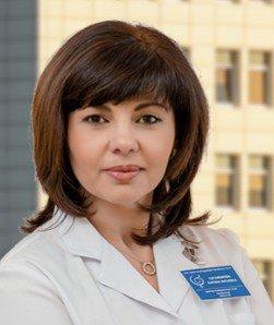 Сагамонова Карина Юрьевна