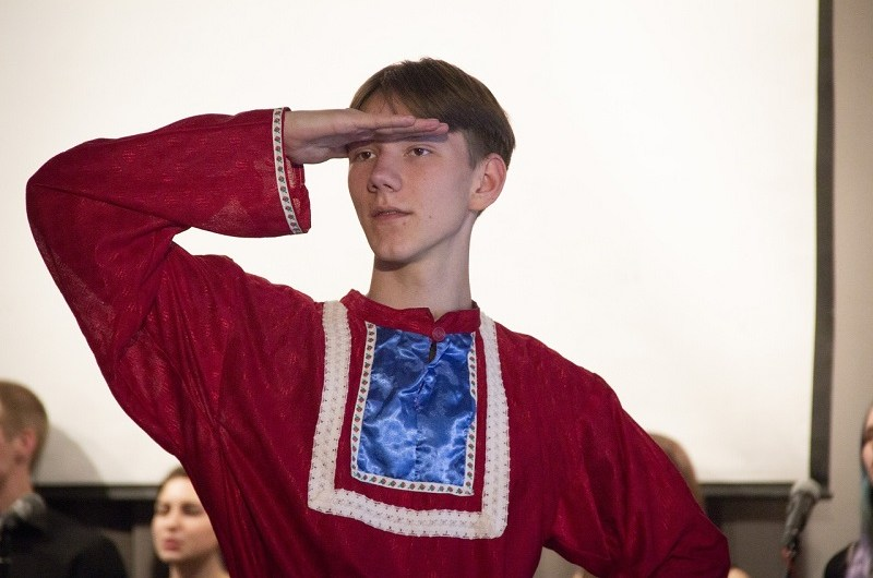 Этно-ярморка прошла Бийске (фотогалерея)