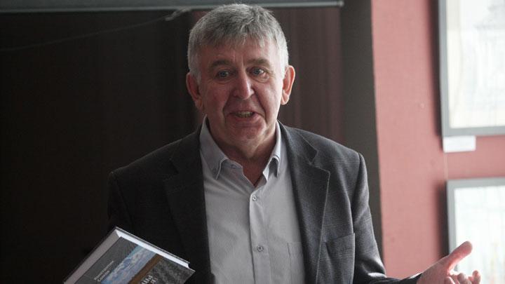 Книгу Константина Сомова «Немцы Алтая: люди, судьбы, свершения» презентовали в Барнауле
