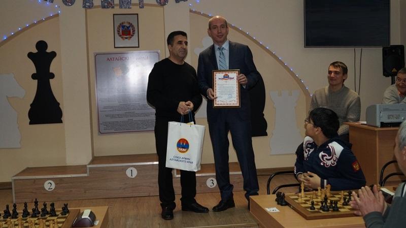 Краевой шахматный турнир «Дружба народов» с участием команд национальных диаспор пройдет в Барнауле 19 октября