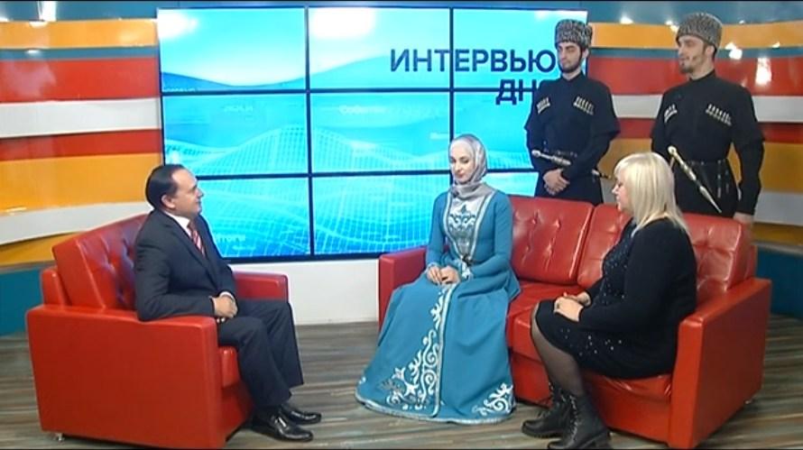 Государственный ансамбль танца «Вайнах» выступил в Барнауле