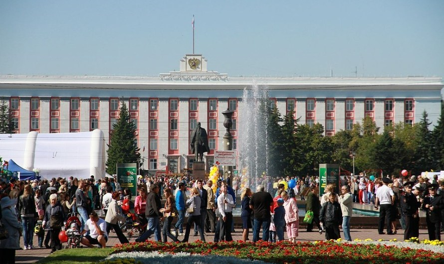 Как прошёл День народного единства на Алтае