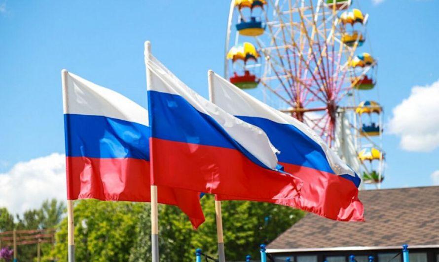 Публикуем праздничную программу барнаульских парков в День России