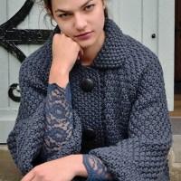 Элегантное пальто от Kim Hargreaves.