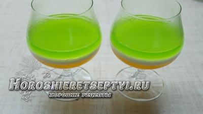 Желе из варенья или сока - Десерты и выпечка