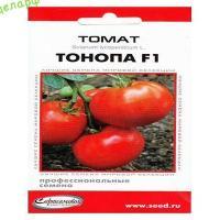 Характеристика и описание сорта томата Тонопа F1