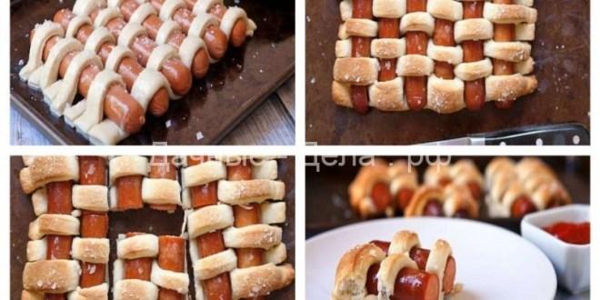 Необычные кулинарные идеи из обычных продуктов!