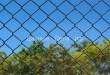 Применение металлической сетки для дачи