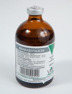 Все о фармакологии Фенилбутазона и о способах его применения