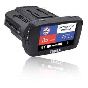 Купить видеорегистратор iBox Combo F5
