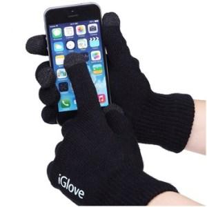 Перчатки iGlove для сенсорных экранов купить