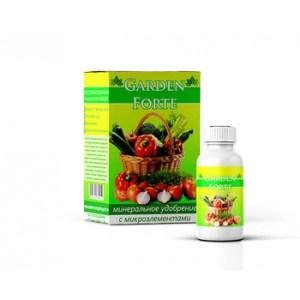Garden Forte - эффективное минеральное удобрение