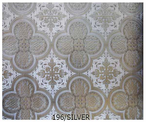 парча196-SILVER