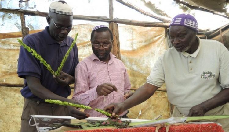 Иудаизм в Африке