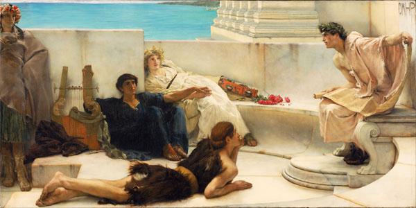 Греки бездельники