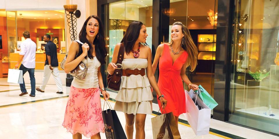 шоппинг