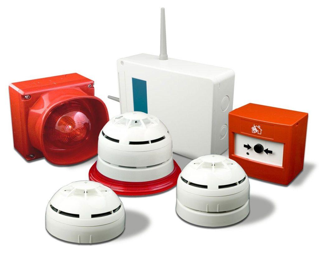 модернизация системы пожарно-охранной сигнализации
