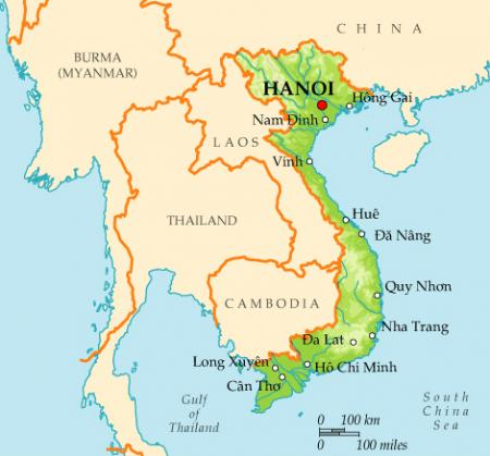 The Name Of The Country Is Vietnam Where Is Vietnam Located Geographical Position Of Vietnam