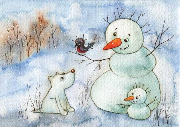 Чудо Радио–СВЖ 14-Кто-то для снежной бабы (Елена Касьян)