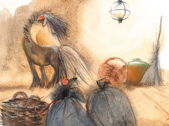 Майя Лазаренская Пони Йошка
