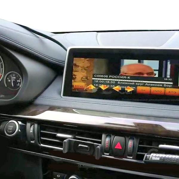 Цифровое ТВ DVB-T2 BMW