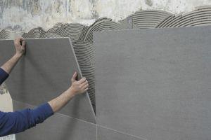 облицовка стен дома плиткой