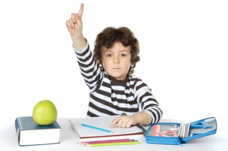 советы по подготовке ребенка к школе