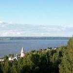 Город Галич (вид с Балчуга на Васильевскую церковь)