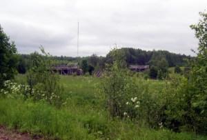 Деревня Ушково