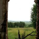 Село Свиньино (живописный вид)