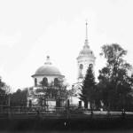 с.Рылеево, церковь Николая Чудотворца (1817)