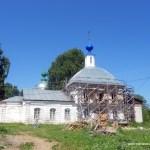 Храмовый комплекс Воскресенской и Благовещенской церквей