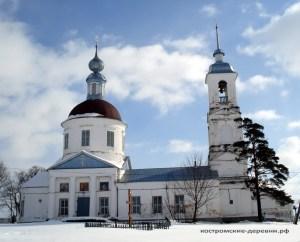 Богородицкая церковь Светочевой Горы
