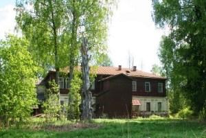 Главный дом усадьбы Гришино