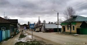п.Судиславль ул.Комсомольская