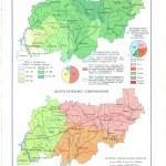 Лесистость и лесорастительное районирование