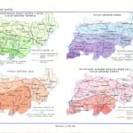 Физиологические карты Костромской области