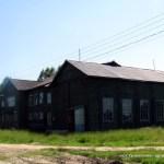 Школа поселка Вига Чухломского района