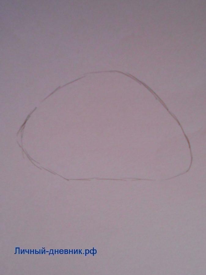 ارسم قلم رصاص ذهبية في مراحل للمبتدئين