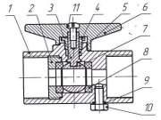 11б27п(м) со спуском чертеж